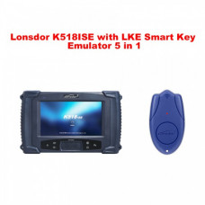 Lonsdor K518ISE  Plus Lonsdor LKE Smart Key Emulator 5 in 1 Full